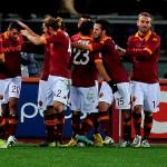 Liga Serie A - Gol Gervinho Penentu Kemenangan AS Roma