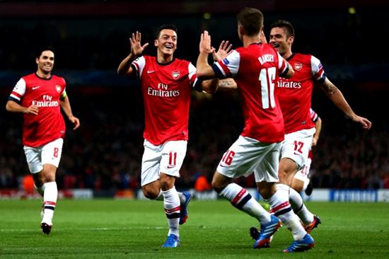 Pellegrini Menuding Dua Gol Arsenal Tidak Sah