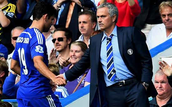 Diego Costa Siap Berperang di Anfield