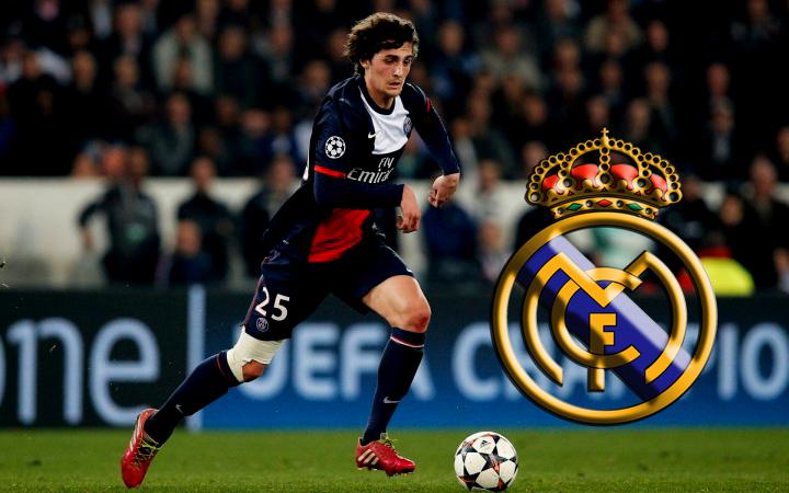 Adrien Rabiot Dapat Tawaran dari Real Madrid