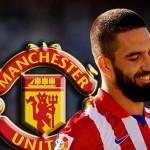Arda Turan Pikirkan Kontrak dari Manchester United