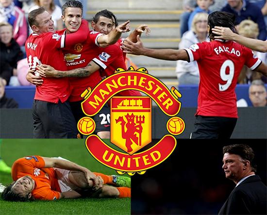 Manchester United Dan Empat Kemenangan Beruntun