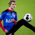Martin Odegaard Masih Muda Tapi Berpengalaman