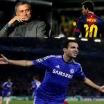 "Messi dan Mourinho ""Digoda"" Fabregas"