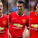 Radamel Falcao Berambisi untuk Saingi Rooney dan Van Persie