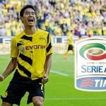 Shinji Kagawa Dapat Tawaran Pindah ke Italia