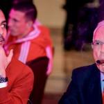 Ada Apa Dengan Pep Guardiola Sampai Ditahan Franz Beckenbauer