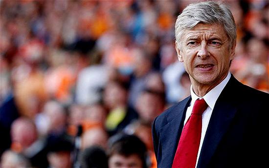 Arsene Wenger, Pelatih Terboros di Liga Primer
