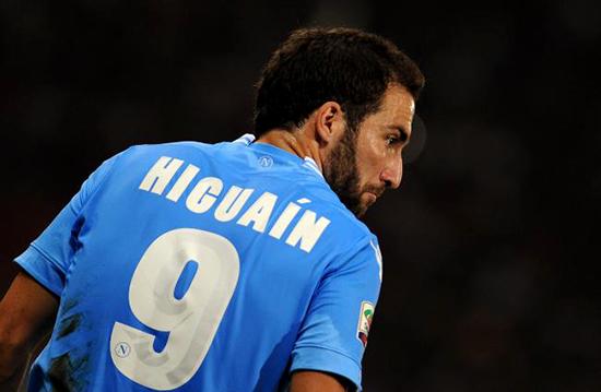 Gonzalo Higuain Pilih Napoli Sebagai Persinggahan Terakhir