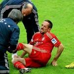 Karena Cedera, Frank Ribery Dibenci oleh Pelatih Timnya