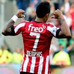 Memphis Depay Dapat Perpanjangan Kontrak dari PSV