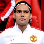 Radamel Falcao Berniat Lepakan Jersey United