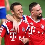 Amunisi Kembali Full, Riberry dan Rafinha