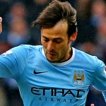 David Silva Suka Bermain di Manchester City