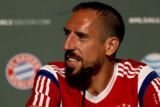 Frank Ribery Ingin Segera Pensiun