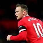 Wayne Rooney Menjadi Pemain Gelandang
