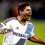 Steven Gerrard Kapten Baru LA Galaxy