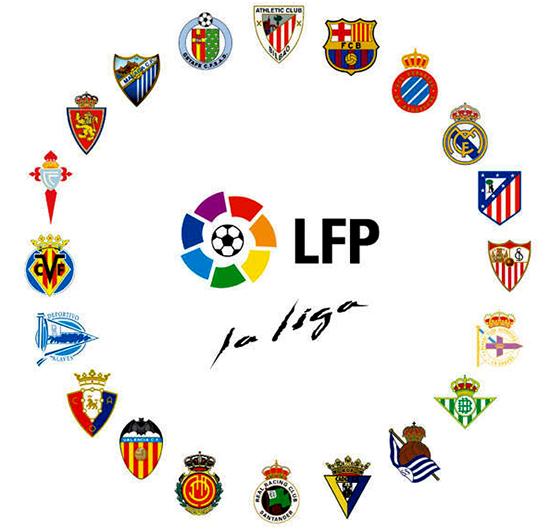 Para Punggawa Spanyol di Liga Eropa