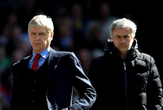 Akankah Arsene Wenger Dapat Menaklukkan Jose Mourinho