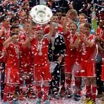 Dipastikan Bayern Juara Bundesliga Musim 2014-2015