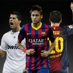 Neymar Pasti Akan Samai Level Lionel Messi dan Cristiano Ronaldo
