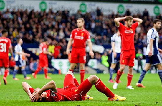 Peluang Liverpool Menipis di Liga Champions Musim Depan]
