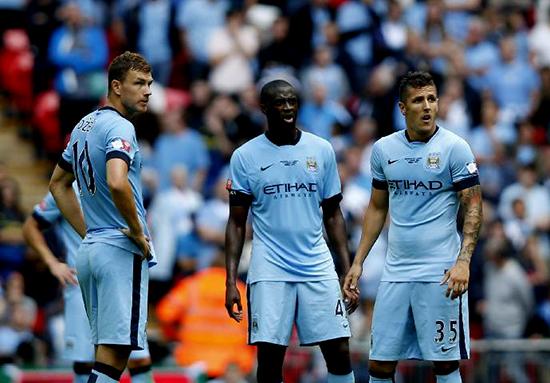 Pemain yang Bakal Datang dan Pergi dari Manchester City