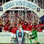 Saatnya Merebut Piala FA Lagi