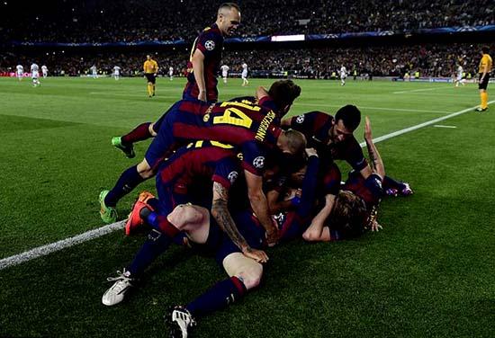 Apa Trik Barcelona untuk Menghadapi Bayern Muenchen
