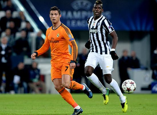 Apakah Pogba Akan Bermain Melawan Real Madrid