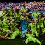 Barcelona Juara La Liga Spanyol