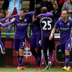 Hasil Pertandingan Swansea City 2 vs 4 Manchester City