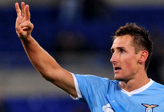 Klose Berambisi Kalahkan Juventus dan Raih Coppa Italia