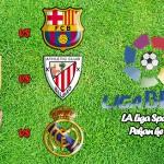 Laga Seru Peringkat Teratas Liga Spanyol