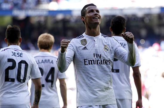 Momen-momen 100 Gol Real Madrid