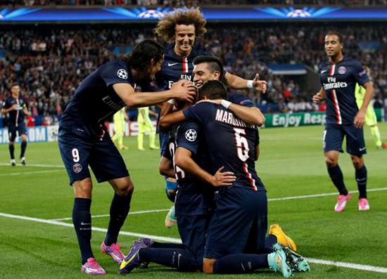 Paris Saint-Germain Juara Ligue 1 Tiga Kali Berturut-turut