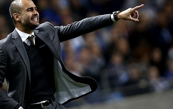 Pep Guardiola, Bayern Munich manager