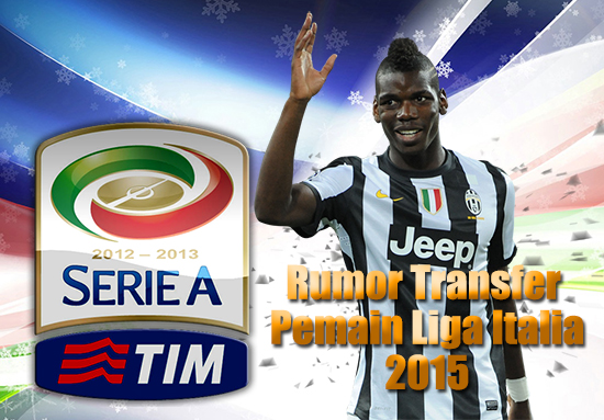 Rumor Transfer Pemain Liga Italia