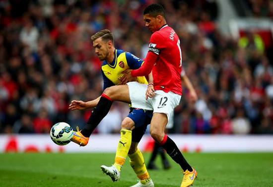 Tanpa Rooney, Chris Smalling Ditunjuk Menjadi Kapten Manchester United