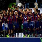 Barcelona Rajai Sepakbola Eropa
