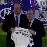Benitez Senang dan Terharu Terpilih sebagai Pelatih Los Blancos