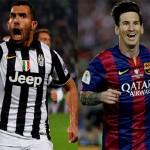 Berburu Gelar Top Skor Liga Champions 2014-2015