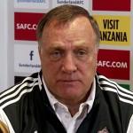 Dick Advocaat Menandatangani Kontrak 1 Tahun Sebagai Manajer Sunderland
