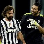Dua Legenda Italia yang Masih Merumput, Buffon dan Pirlo