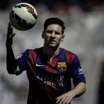 Kontribusi Besar Messi Bagi Barcelona Selama Bulan Mei