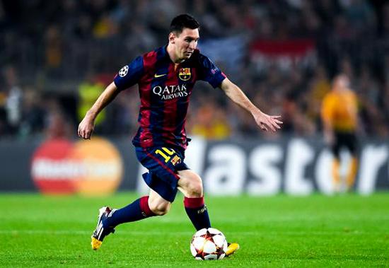 Messi Lebih Dari Sekedar Striker