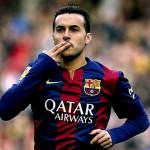 Barcelona Minta Pedro Bertahan Hingga Piala Super Eropa