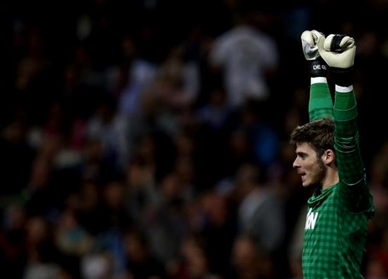 Rahasia Kunci De Gea di Real Madrid