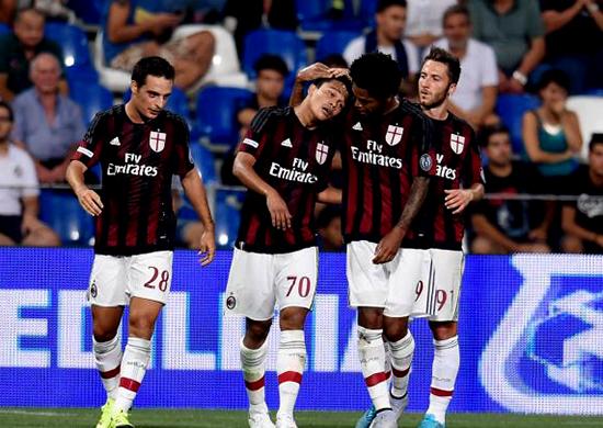 Awal yang Baik untuk AC Milan