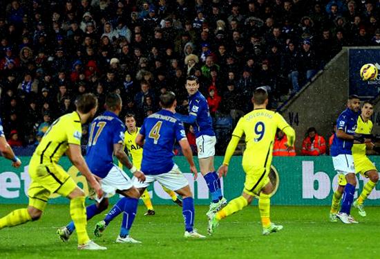 Beberapa Pemain Leicester City Yang Harus Mendapat Perhatian Tim Lawan
